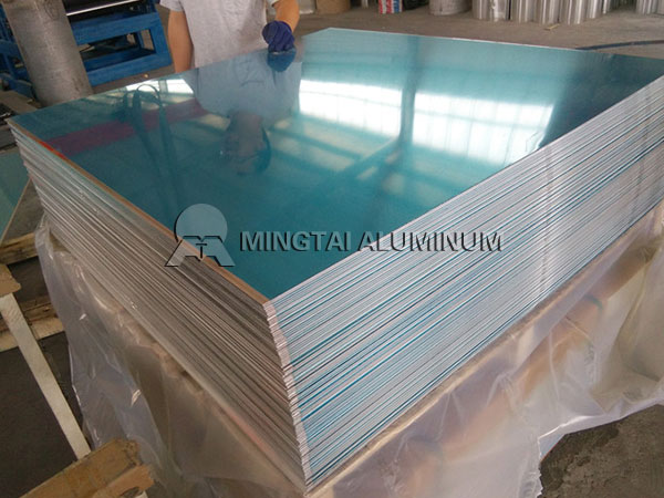 4x8 sheet of 1 4 inch aluminum