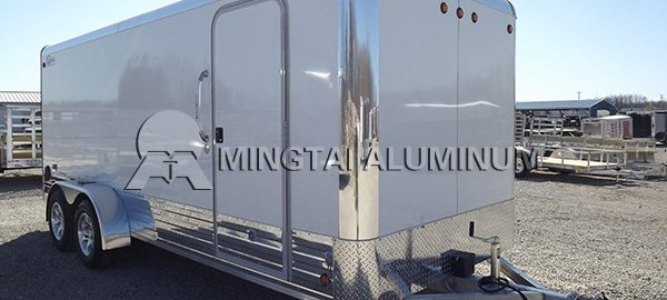 Aluminum trailer siding sheets for sale