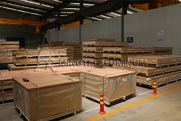 China 5454 aluminum plate suppliers